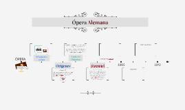 Ópera Alemana
