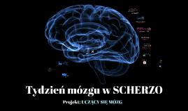 Tydzień mózgu w SCHERZO