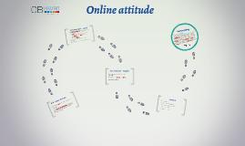 Online attitude