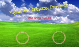 Fujian and Zhejiang Province cuisine