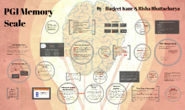 pgi memory scale by risha bhattacharya on prezi rh prezi com