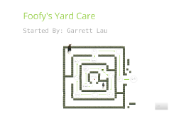 Foofy's Yard Care