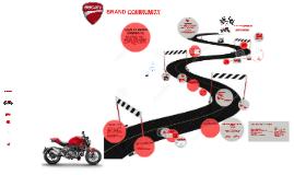 Progetto Ducati Brand Community