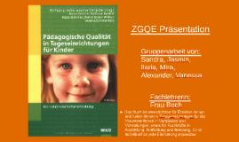 Pädagogische Qualität in Tageseinrichtungen für Kinder - Ein nationaler Kriterienkatalog