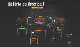 História da América I (3º Período)