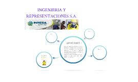 INGENIERIA Y REPRESENTACIONES S.A.