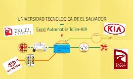 Excel Automotriz Taller-KIA SICA