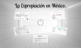 La Expropiación en México.