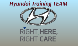 Hyundai Training
