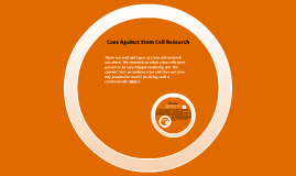 The Case Against Stem Cell Research