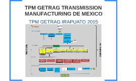 TPM GETRAG TRANSMISSION MANUFACTURING DE MEXICO