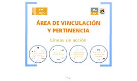 (Ejecutivo) Área de Vinculación y Pertinencia - Subsecretaría de Educación Superior