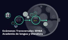 Transversales 2018A