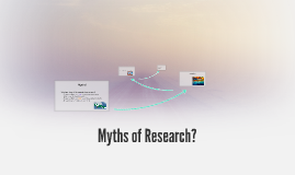 Myths of Research?