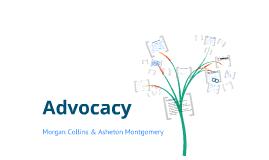 Advocacy - Agency Presentation