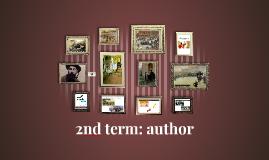 Copia de 2nd term: author