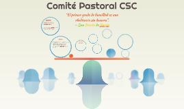 Comité Pastoral CSC