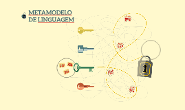 METAMODELO DE LINGUAGEM