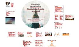 Ideasta ja intohimosta Suomen parhaaksi graduksi