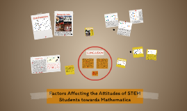 Factors Affecting the Attitudes of STEM Students towards Mat