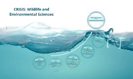 CRISIS: Wildlife and Environmental Sciences