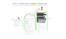 Copy of How to Write a Personal Response
