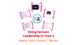 Copy of Servant Leadership
