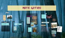 Copy of ARTE GOTICO