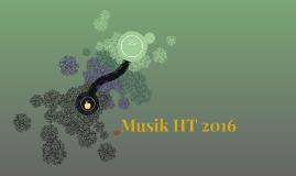Musik HT 2016