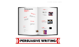 Persuasive Writing Vocabulary- Grade 5