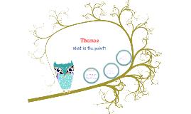 Copy of Themes- 5th Grade