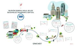 REVISIÓN GENERAL ANUAL DE LOS SISTEMAS DE TRANSPORTE VERTICA