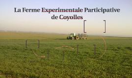 La Ferme Experimentale Participative de Coyolles