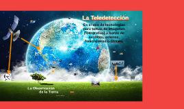 LA OBSERVACIÓN DE LA TIERRA