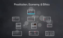 Prostitution and our Economy