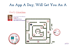 An App A Day, Will Get You An A