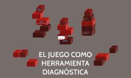 EL JUEGO COMO HERRAMIENTA DIAGNÓSTICA