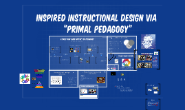 Instructional design and Primal pedagody
