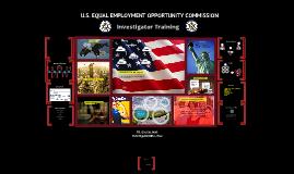 EEOC Investigator Training
