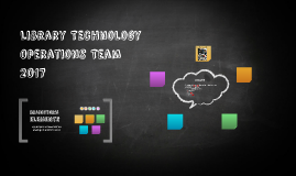 Library Technology Team