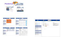 Plataformas UCENM