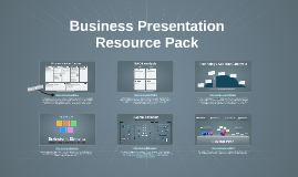 Prezi Business Presentation Resource Pack