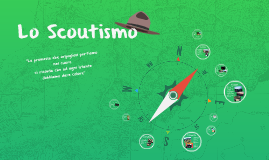 Copy of Lo scoutismo