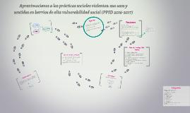 Copy of Aproximaciones a las prácticas sociales violentas: sus usos
