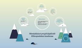 Copy of Monialaiset projektipäivät