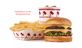 Presentation on Fast Food