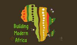Building Modern Africa