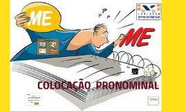 Copy of COLOCAÇÃO  PRONOMINAL
