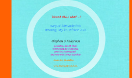 Copy of Direct Child Consultation