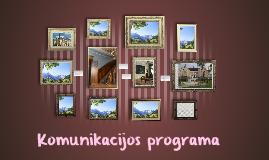 Komunikacijos programa